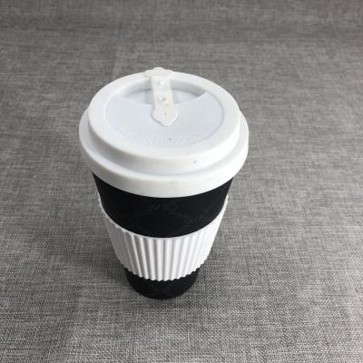 Potable Bamboo Fibre Coffee Cup